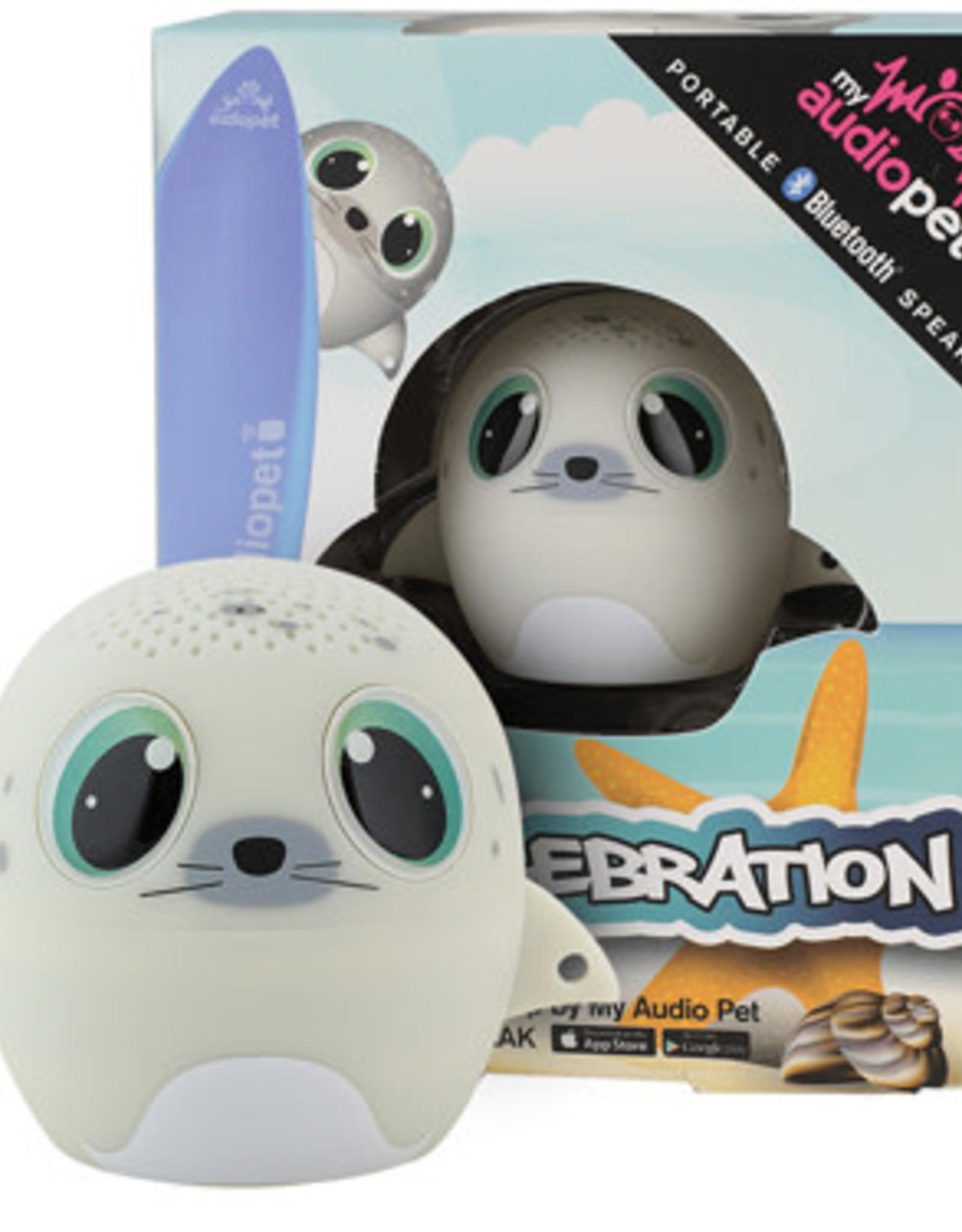 My Audio Pet My Audio Pet Bluetooth Speaker Seal – SEALebration