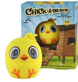 My Audio Pet My Audio Pet Bluetooth Speaker Chick - CHICK-A-DEE-DOO-DAH