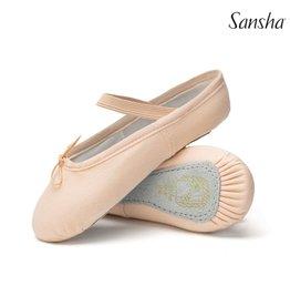 SANSHA FULL SOLE CANVAS