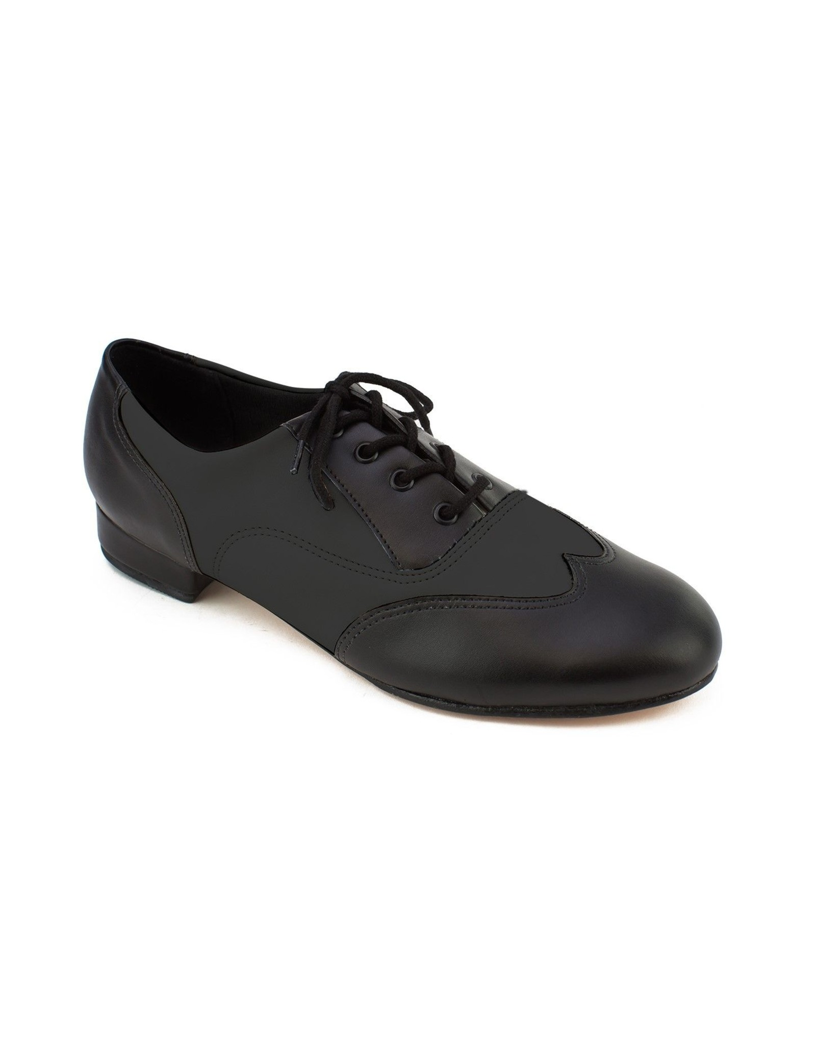 MEN'S SO DANCA CHARACTER SHOE WITH LEATHER SOLE