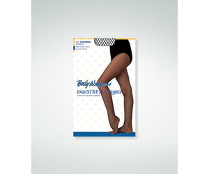 Adult Bodywrappers Totalstretch Seamless Fishnet Tights - A61