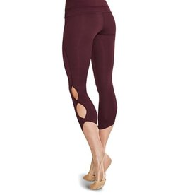 LADIES FOLIE CAPRI LEGGING