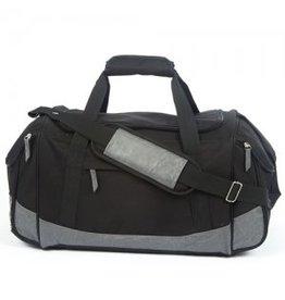 BLACK PRO DUFFLE BAG