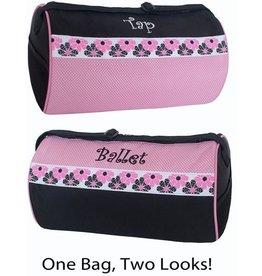SASSI BALLET/TAP DUFFLE BAG