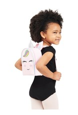 CAPEZIO LIGHT PINK GROOVYCORN BACKPACK