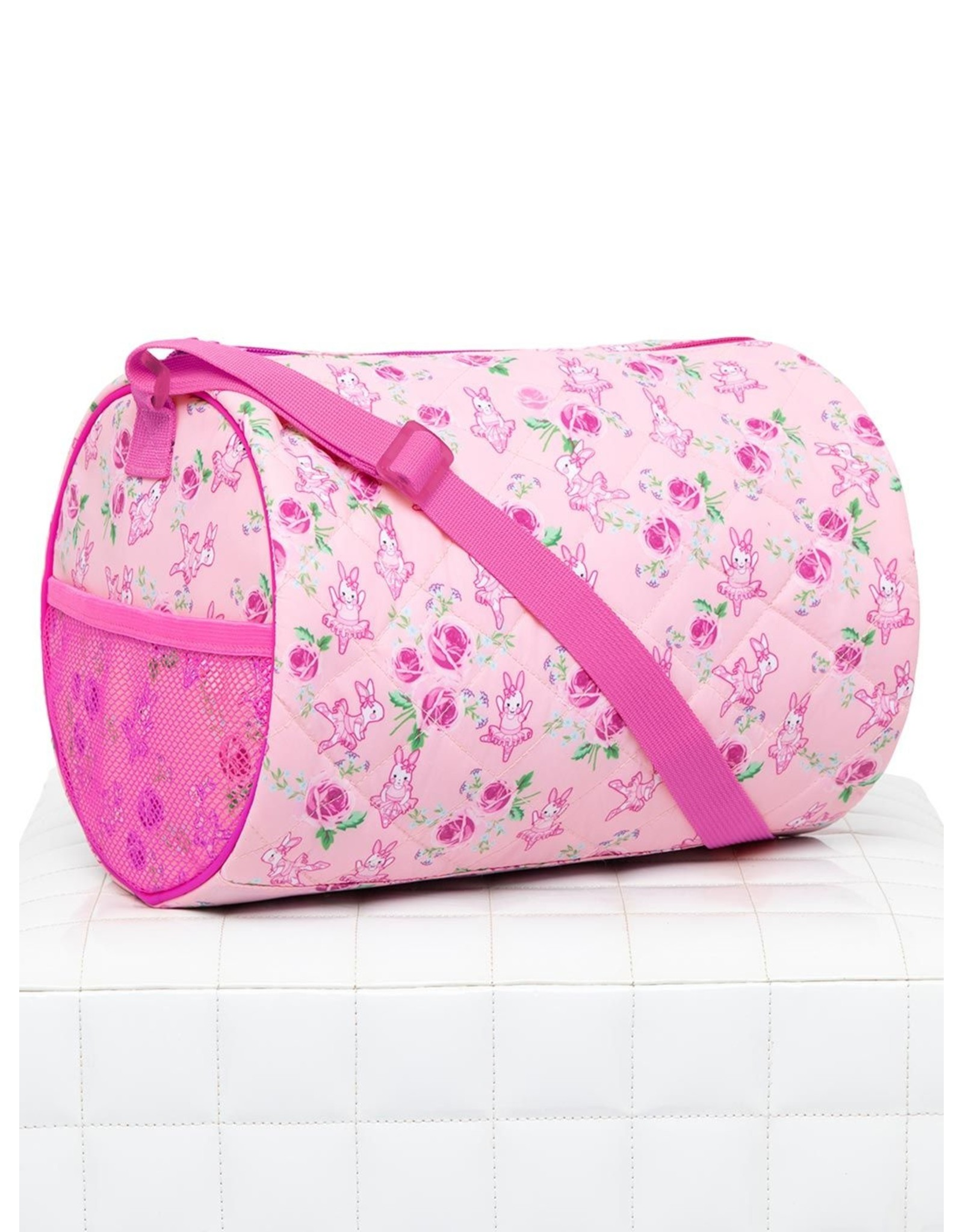 CAPEZIO BUNNY BARREL DANCE BAG