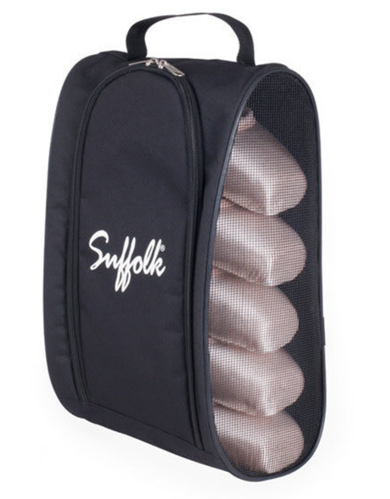 SUFFOLK POINTE MESH BAG BLK