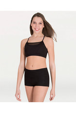 BODYWRAPPERS COMPRESSION HOT SHORT