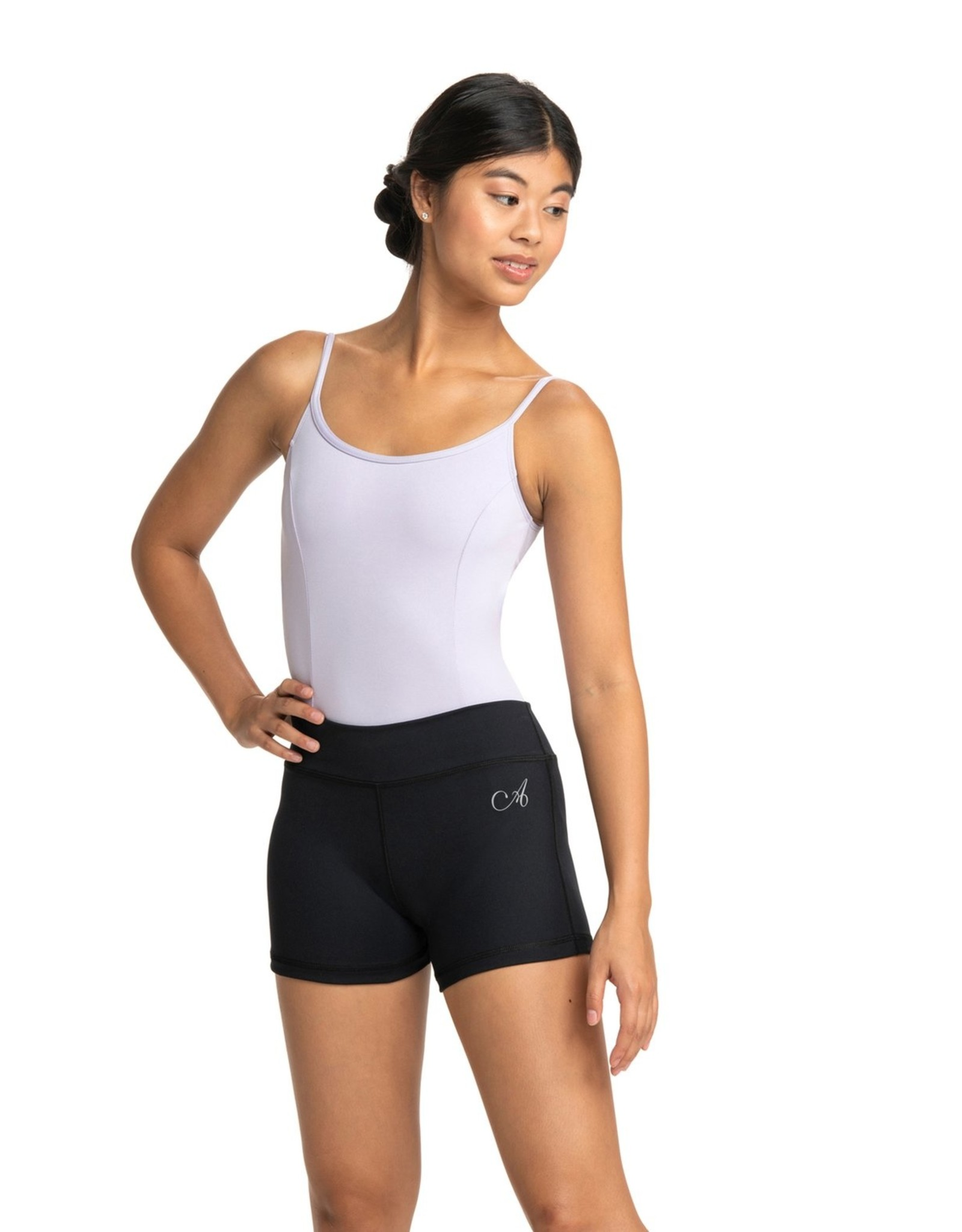 AINSLIEWEAR ADULT DANCE SHORT -403