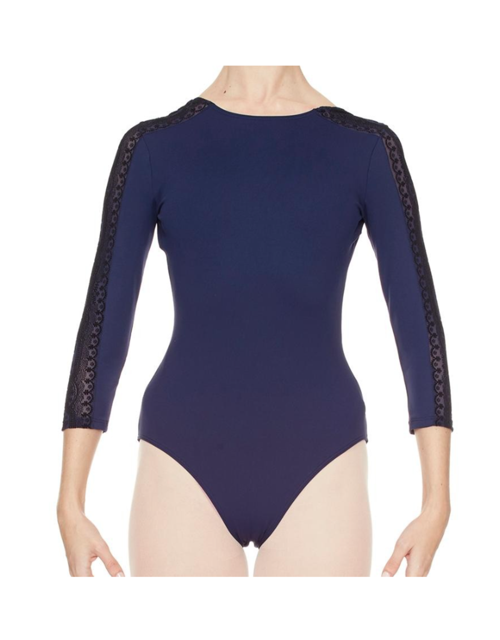 INTERMEZZO 3/4 SLEEVE LEOTARD
