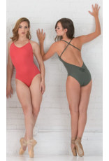 BALLET ROSA KAYLA LOW BACK LEOTARD