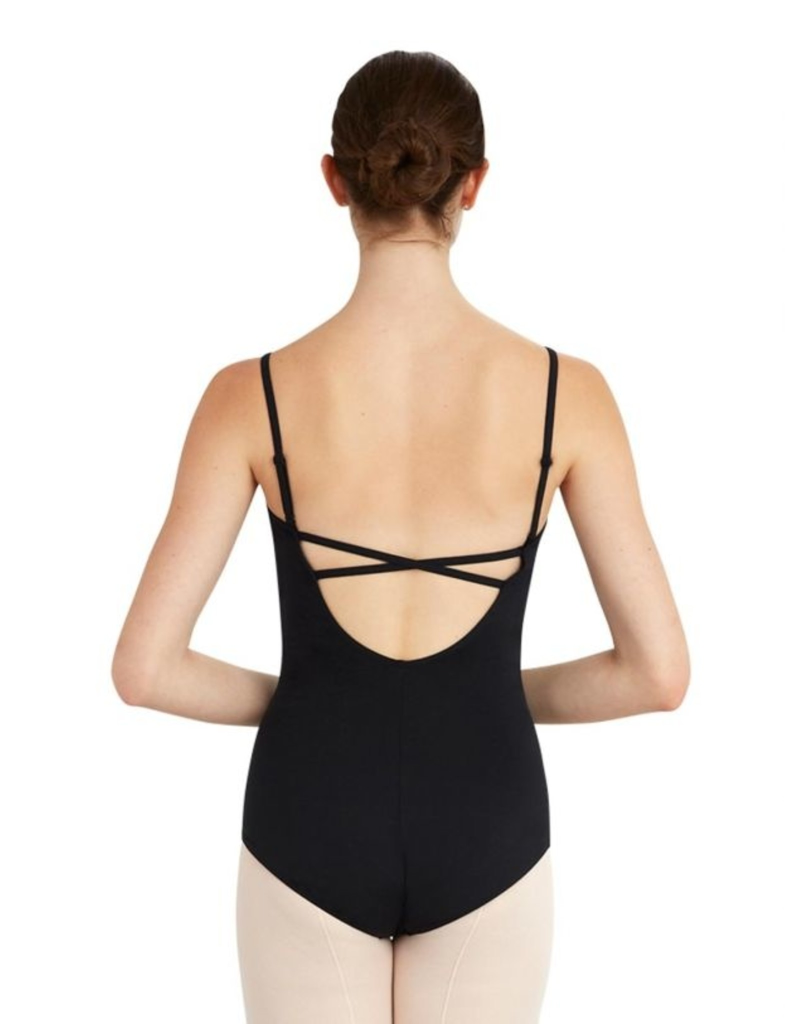 CAPEZIO BRATEK CAMI LEO WITH PINCH