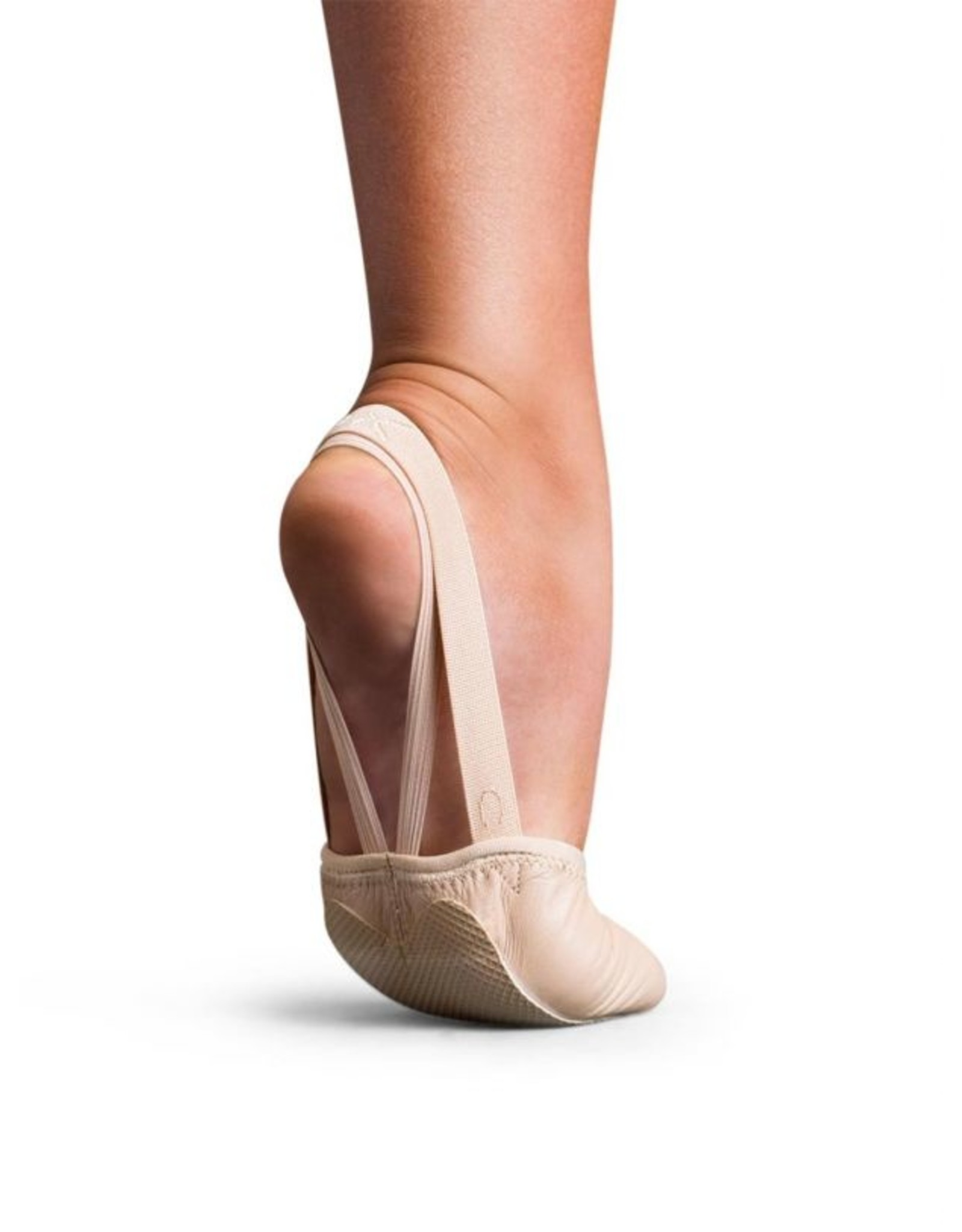 CAPEZIO  LEATHER TURNING POINTE 55 - H063W