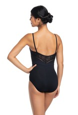 AINSLIEWEAR JULIET LEOTARD WITH LOLA LACE
