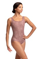 AINSLIEWEAR KATHY LEOTARD WITH LOLA LACE