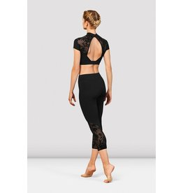 BLOCH MESH PANEL LEGGING