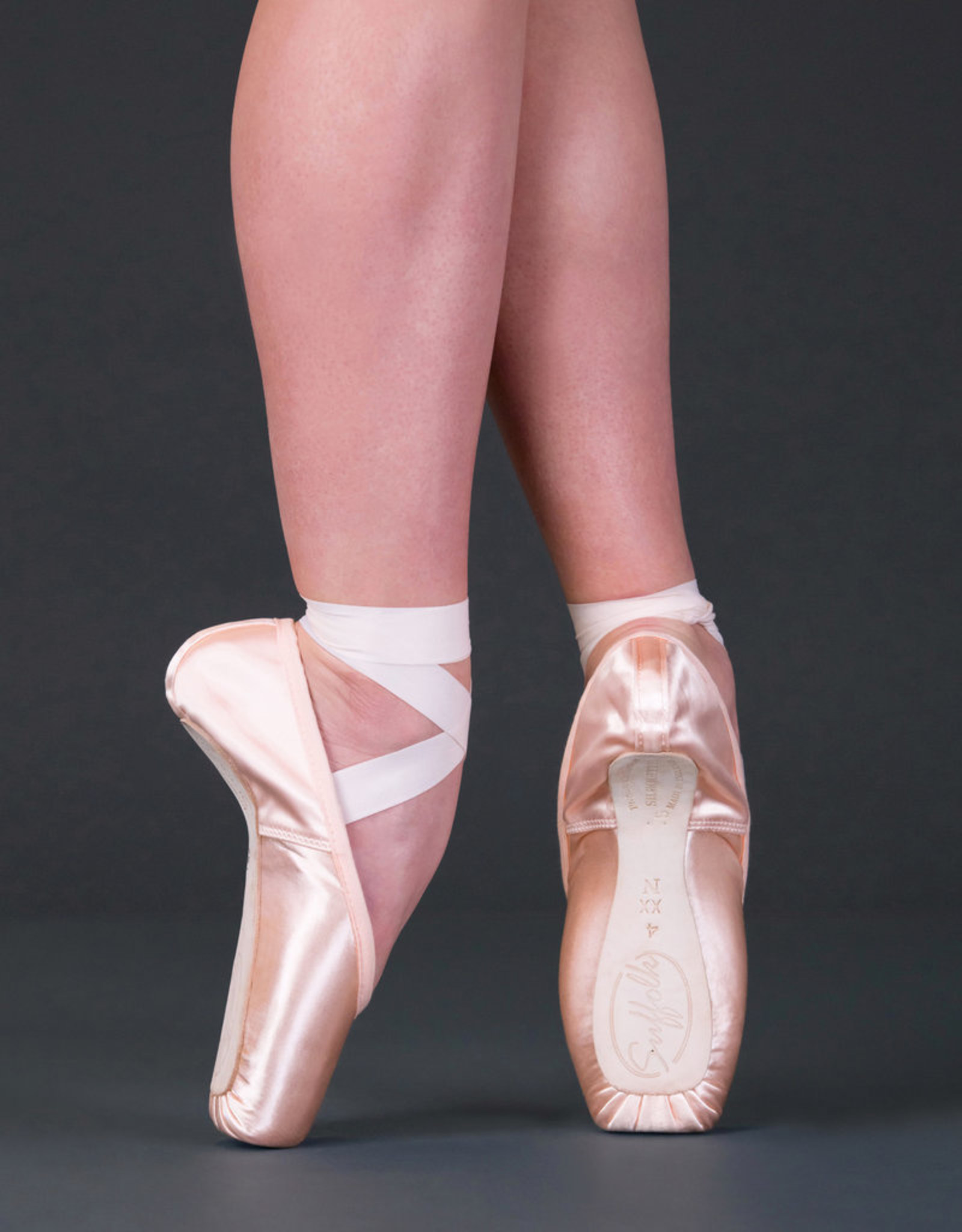 SUFFOLK SUFFOLK SILHOUETTE POINTE SHOE