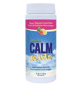 Natural Calm Canada Natural Calm - Kids, Raspberry Lemon (113g)