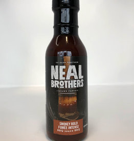 Neal Brothers Neal Brothers - All Natural BBQ Sauce, Smokey Bold (350ml)
