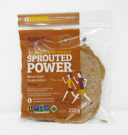 Silver Hills Bakery Silver Hills - Sprouted Tortillas, Whole Grain (255g)