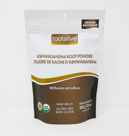 Rootalive Rootalive - Ashwagandha Root Powder (200g)