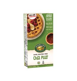 Natures Path Natures Path - Frozen Waffles, Chia Plus (210g)