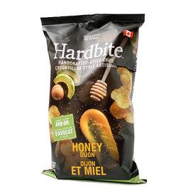 Hardbite Hardbite - Chips, Honey Dijon (128g)