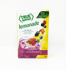 True Citrus True Citrus - True Lemon, Wildberry (10pk)