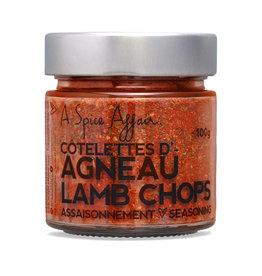 A Spice Affair A Spice Affair - Spices, Lamb Chops