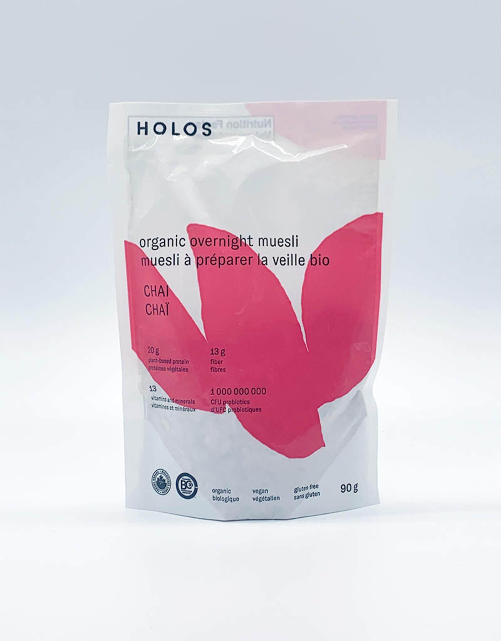 Holos Holos - Super Breakfast, Chai (90g)