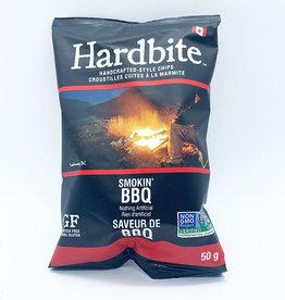 Hardbite Hardbite - Chips, Smokin' Bbq (50g)
