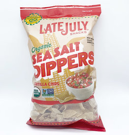 Neal Brothers Late July - Cantina Dippers Tortilla Chips, White Corn (312g)