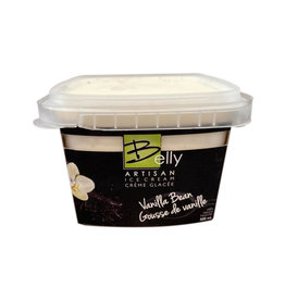 Belly Ice Cream co. Belly Ice Cream - Vanilla Bean (500ml)