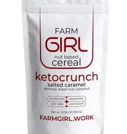 Farm Girl Farm Girl - Nut Based Cereal, Ketocrunch (300g)