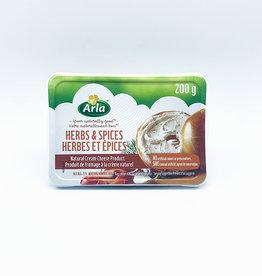 Arla Arla - Organic Cream Cheese, Herbs & Spices
