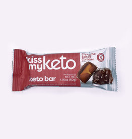 Kiss My Keto Kiss My Keto - Protein Bars, Salted Caramel