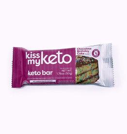 Kiss My Keto Kiss My Keto - Protein Bars, Birthday Cake