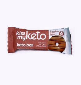 Kiss My Keto Kiss My Keto - Protein Bars, Maple Donut