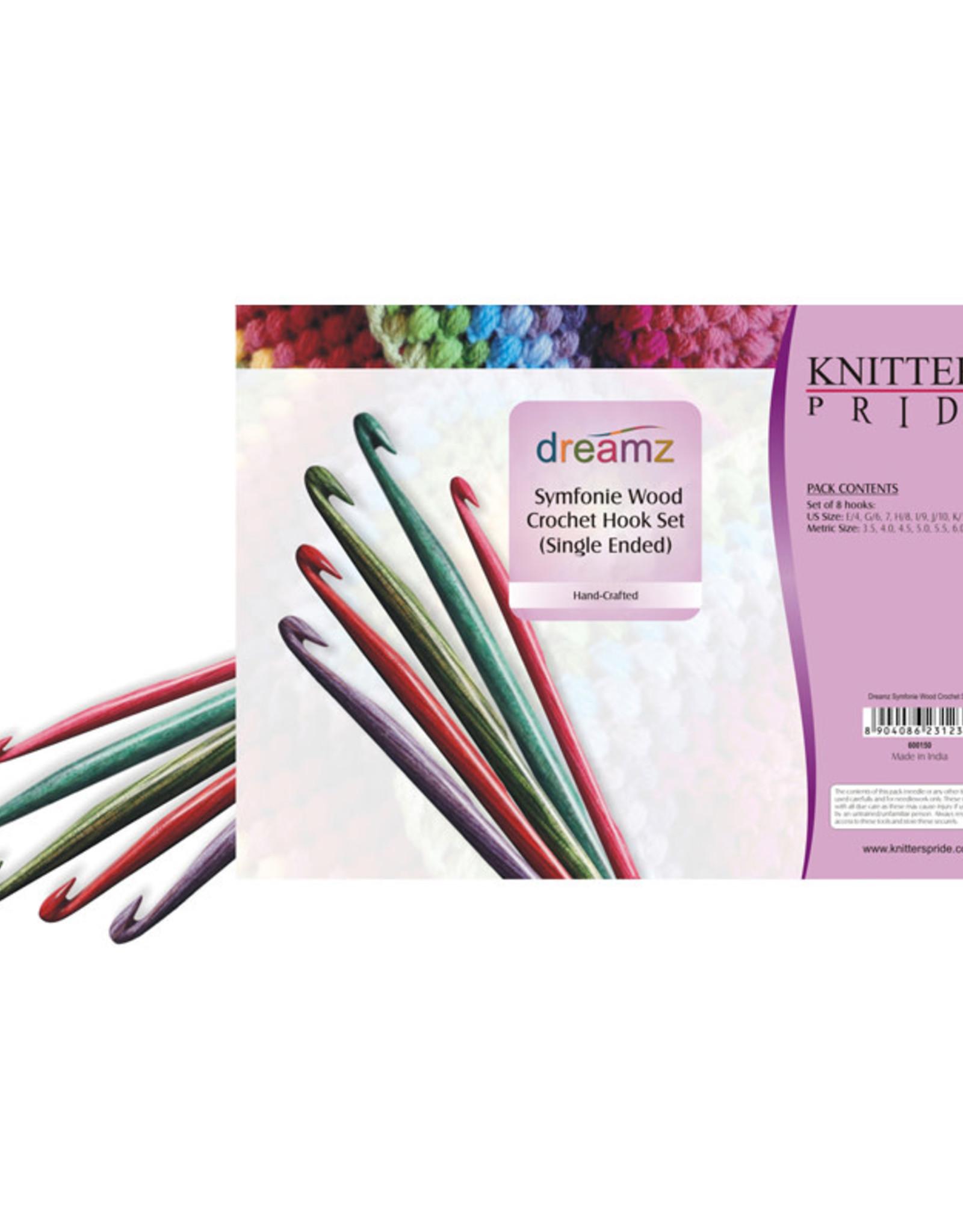 Knitters Pride Dreamz  Crochet Hooks Set
