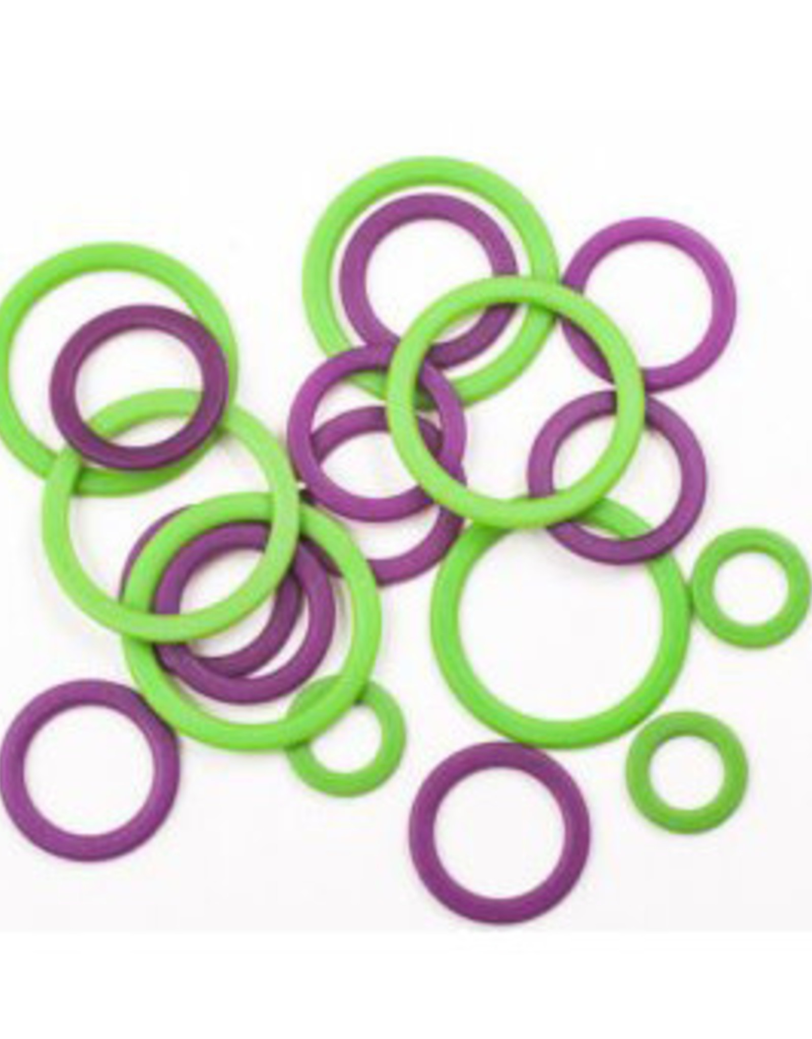Stitch Ring Markers