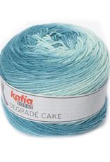 Katia Degrade Cake Socks