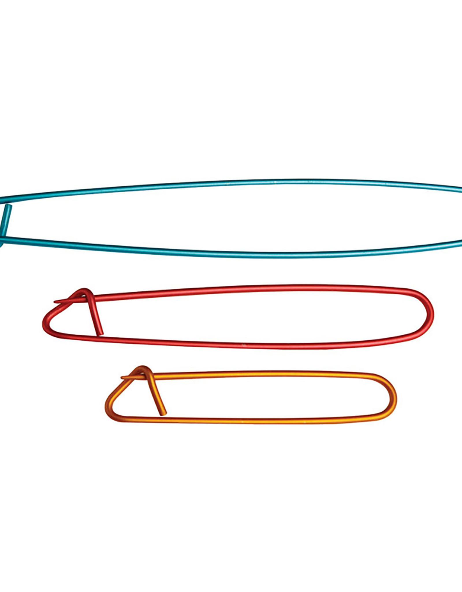 Aluminum Stitch Holders (Set of 3)