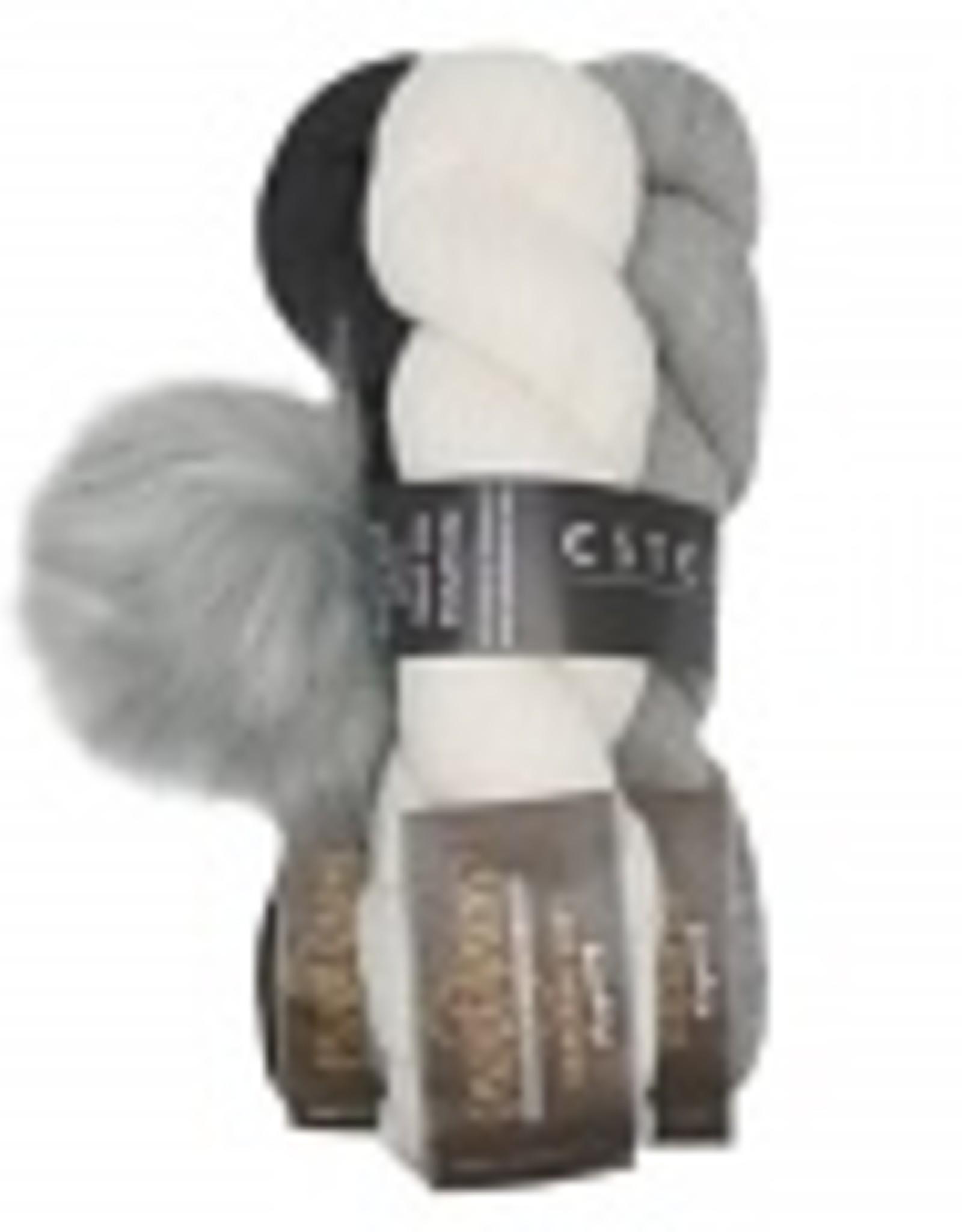 Cascade Cascade 220 Fingering Hat Kit