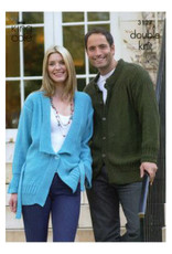 King Cole Pattern - Men's/Woman's Cardigan 3127