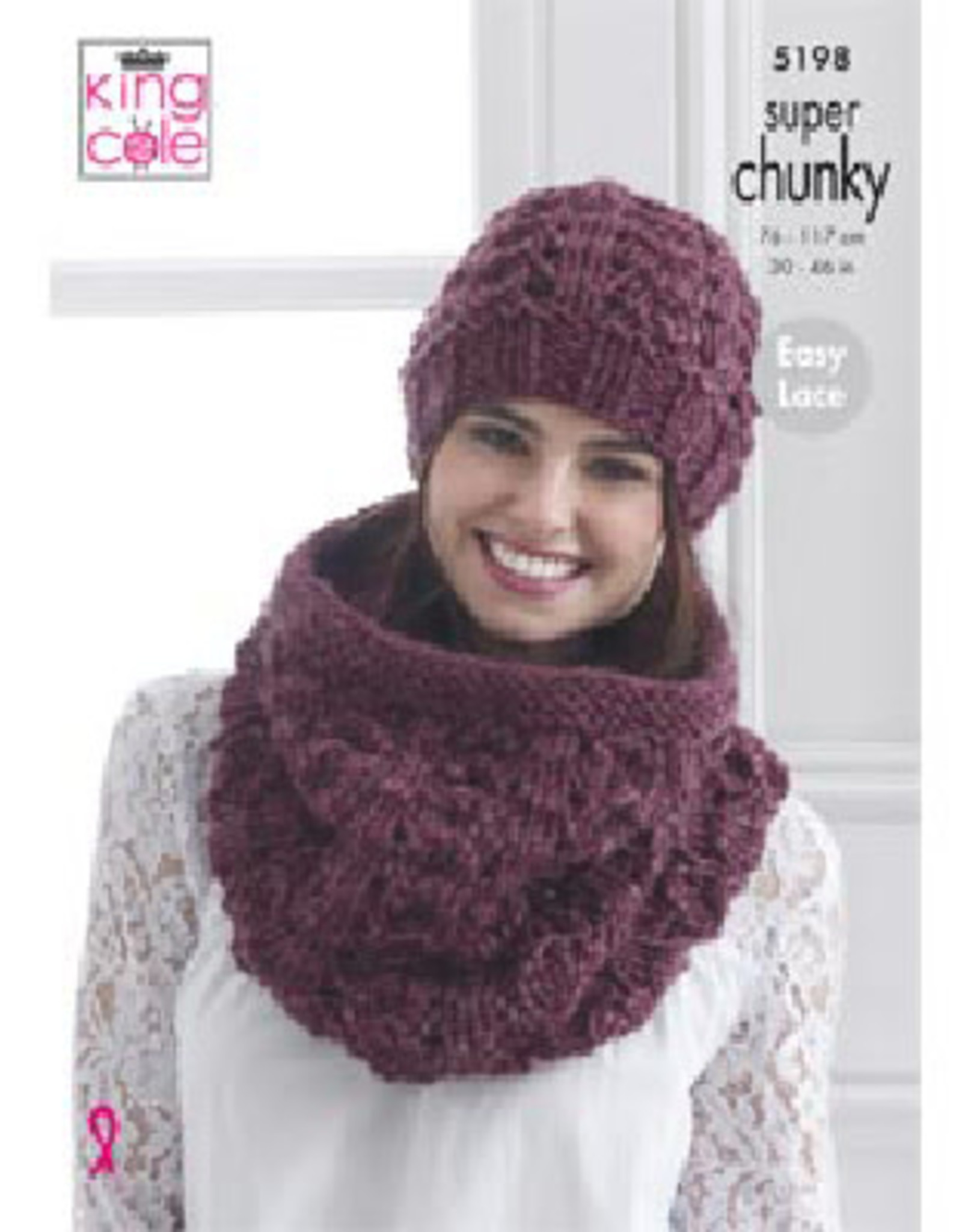 King Cole Patterns - Woman's Accessories - 5198