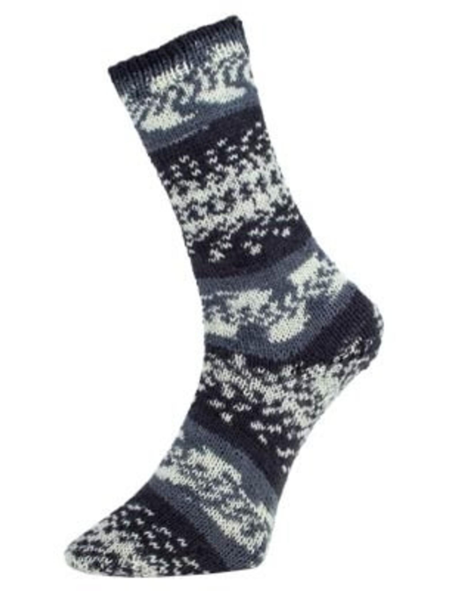 Pro Lana Golden Sock 4PLY Fjord