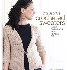 Custom Crocheted Sweaters