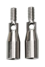 ChiaoGoo Interchangeable Adapters (L) tip - (S) cable
