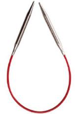 "ChiaoGoo SS Red Lace Circular - 23cm (9"")"