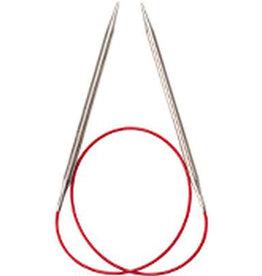 "ChiaoGoo SS Red Lace Circular - 40cm (16"")"